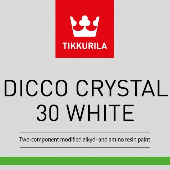 Dicco Crystal 30 White